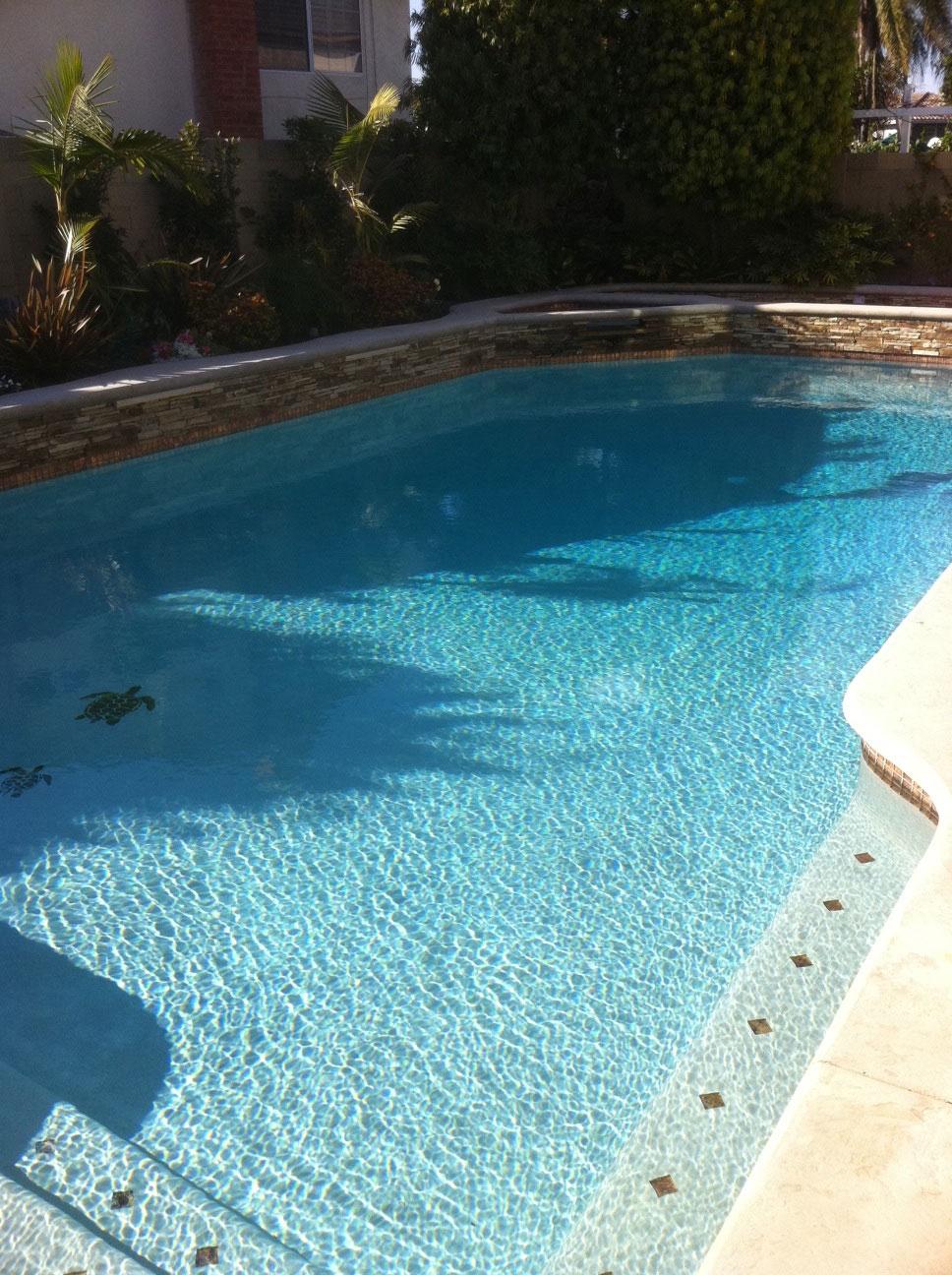 Pool Plastering Amazing Luxury Home Design